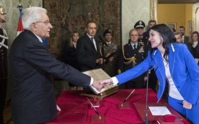 Lucia Azzolina è il nuovo Ministro dell'Istruzione